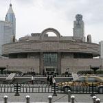 上海博物馆自动门