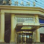 上海新东纺大酒店旋转门