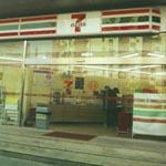 7-ELEVEN超市自动门